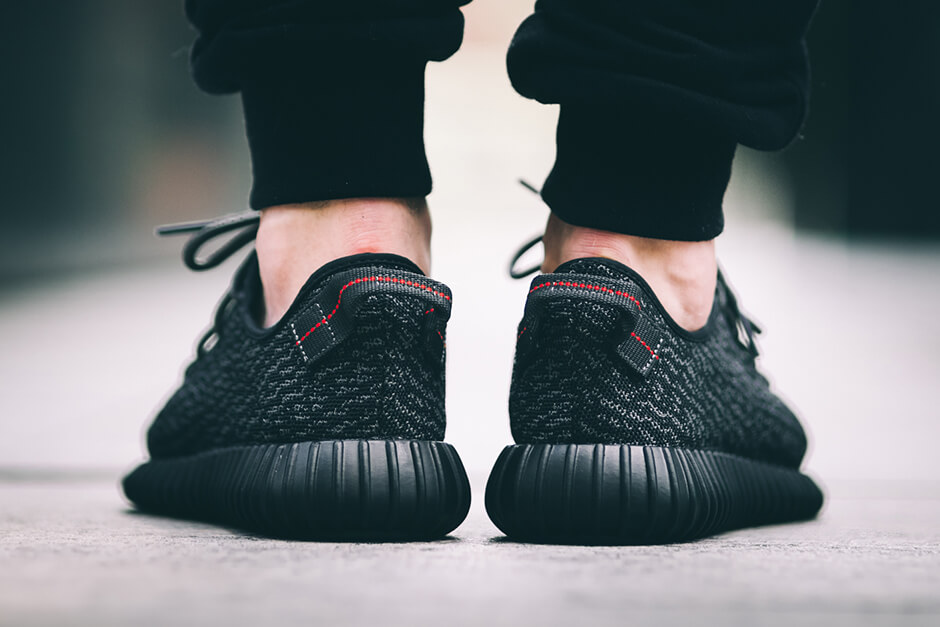 Adidas Yeezy 350 Boost Black Pirate